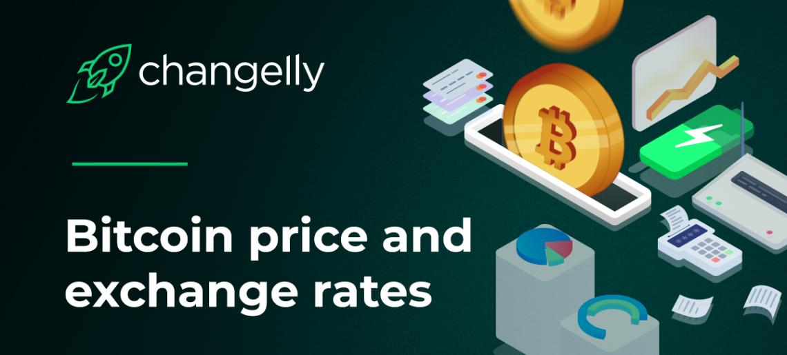 Цена и обменный курс биткоина