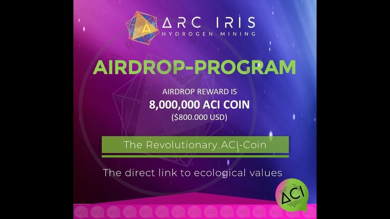 ARC IRIS airdrop