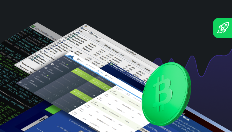 Best Bitcoin Mining Software to use in 2020