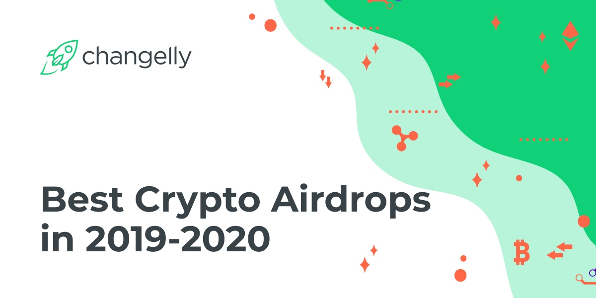 Best crypto airdrops 2019-2020