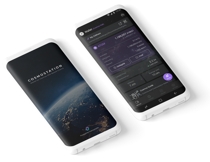 Cosmostation wallet