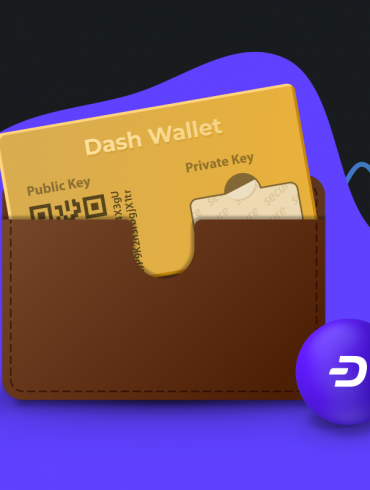 dash wallet cryptocurrency article cover
