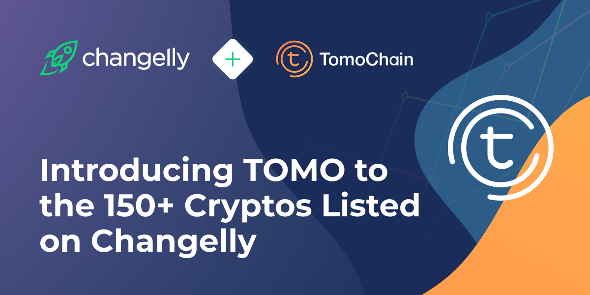 Introducing TOMO to the 150+ Cryptos Listed on Changelly