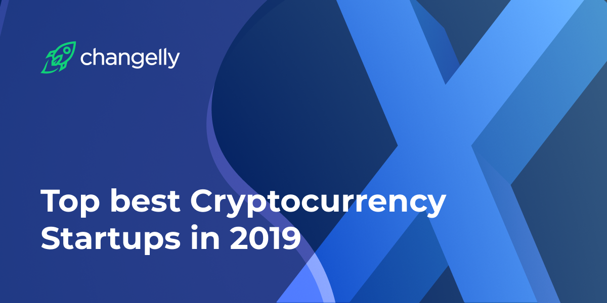 Top X Cryptocurrency Startups in 2019 (1)