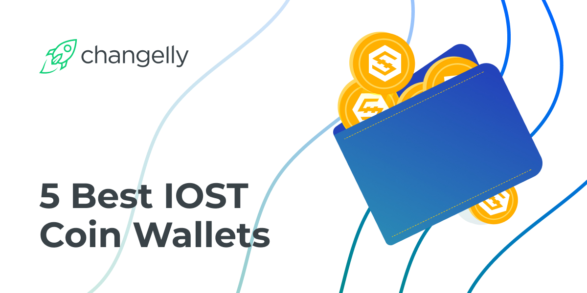 5 Best IOST Coin Wallets