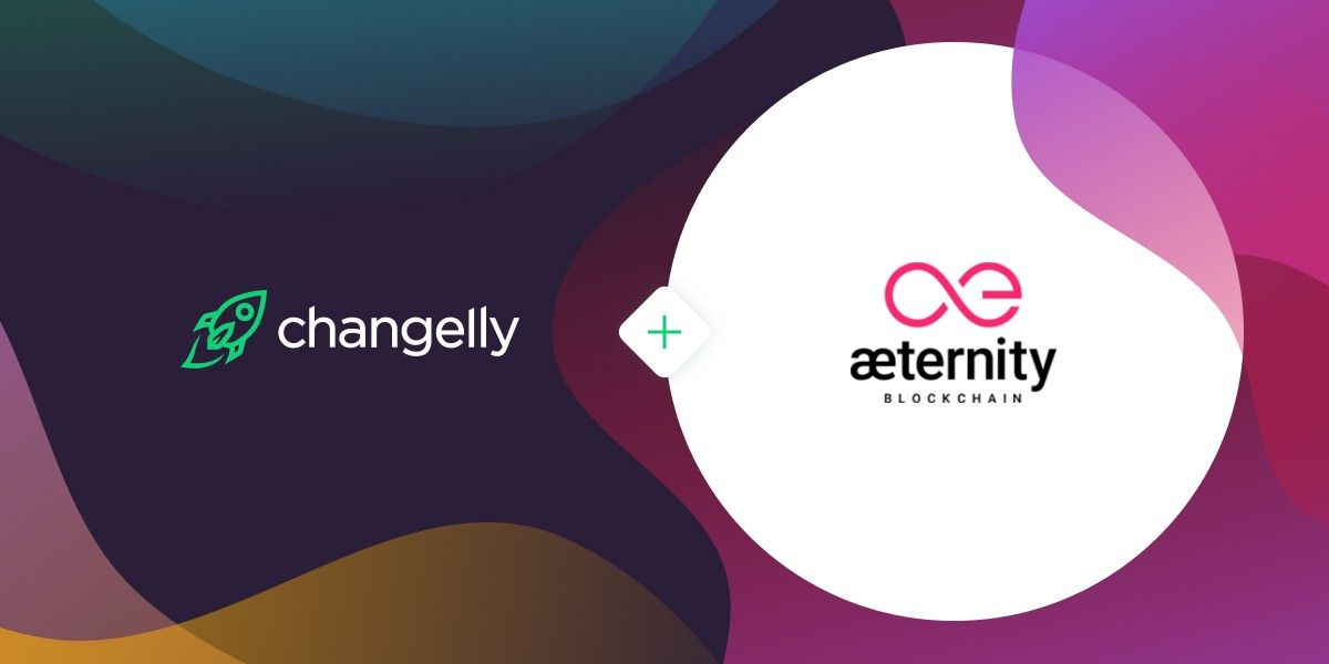 Changelly listed AEternity token