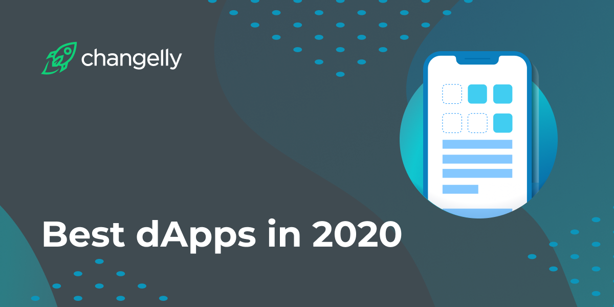 Best dApps in 2020