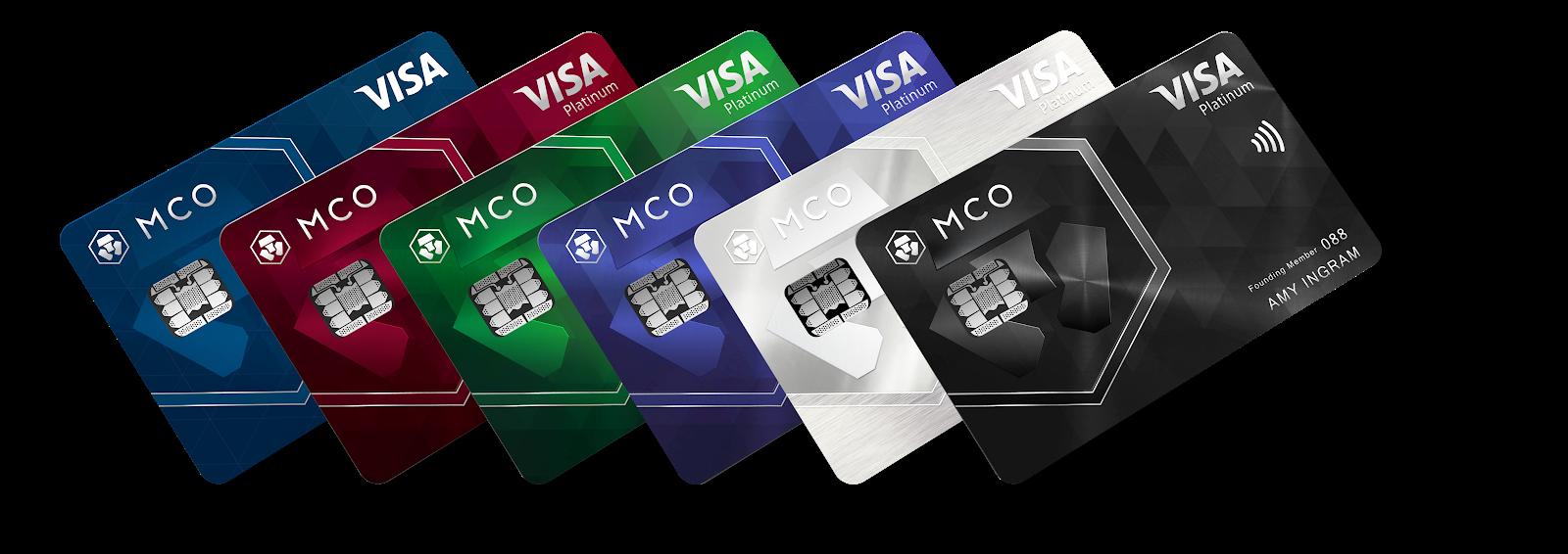 Crypto.com Bitcoin Card Visa