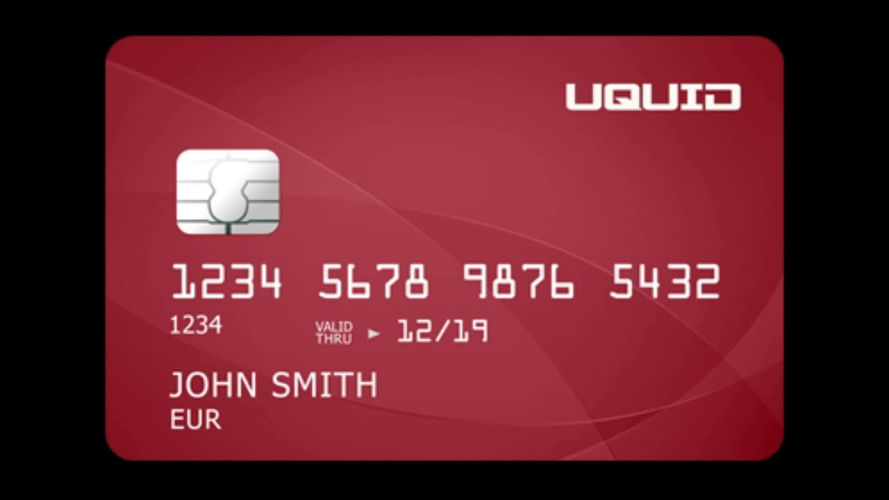 Uquid Bitcoin Card
