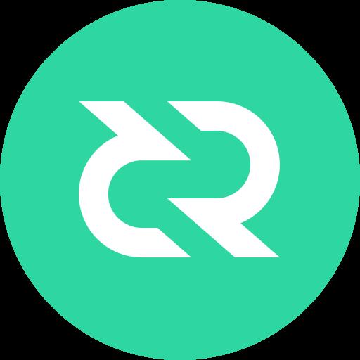 Decred Coin Logo