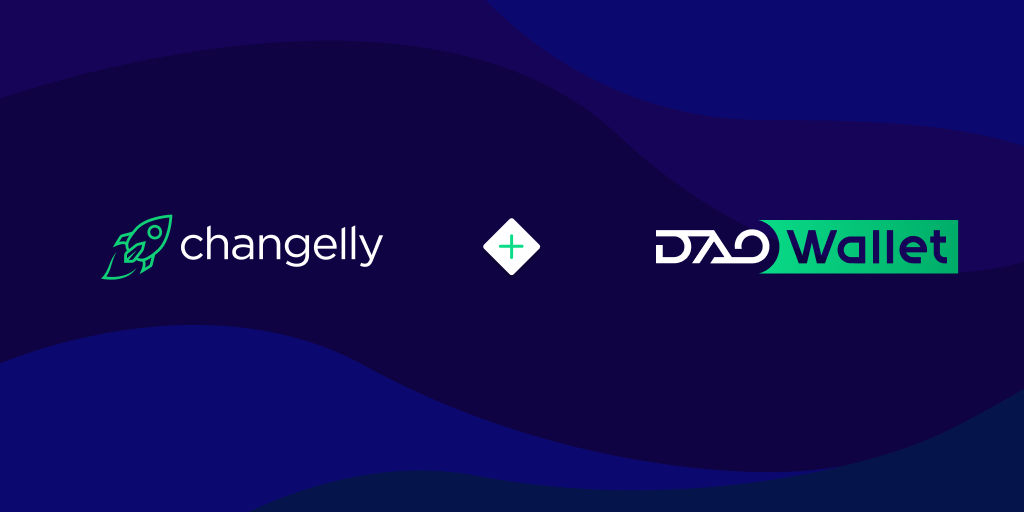 Changelly partners DAOWallet
