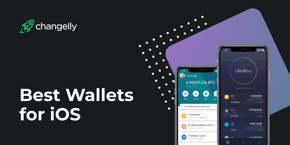 Best Crypto Wallets for iOS