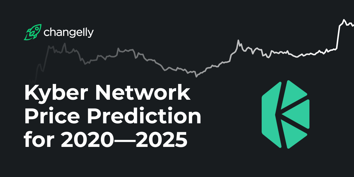 Kyber Network Price Prediction for 2020—2025
