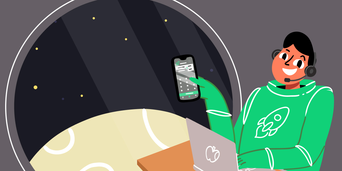 Changelly's mobile app has been launched!
