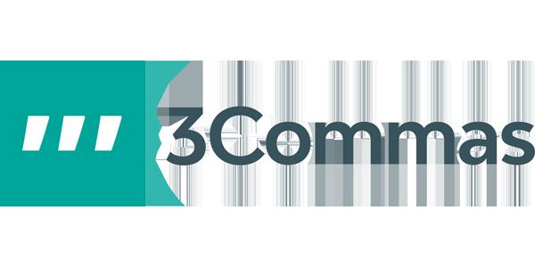 3Commas Logo Trading