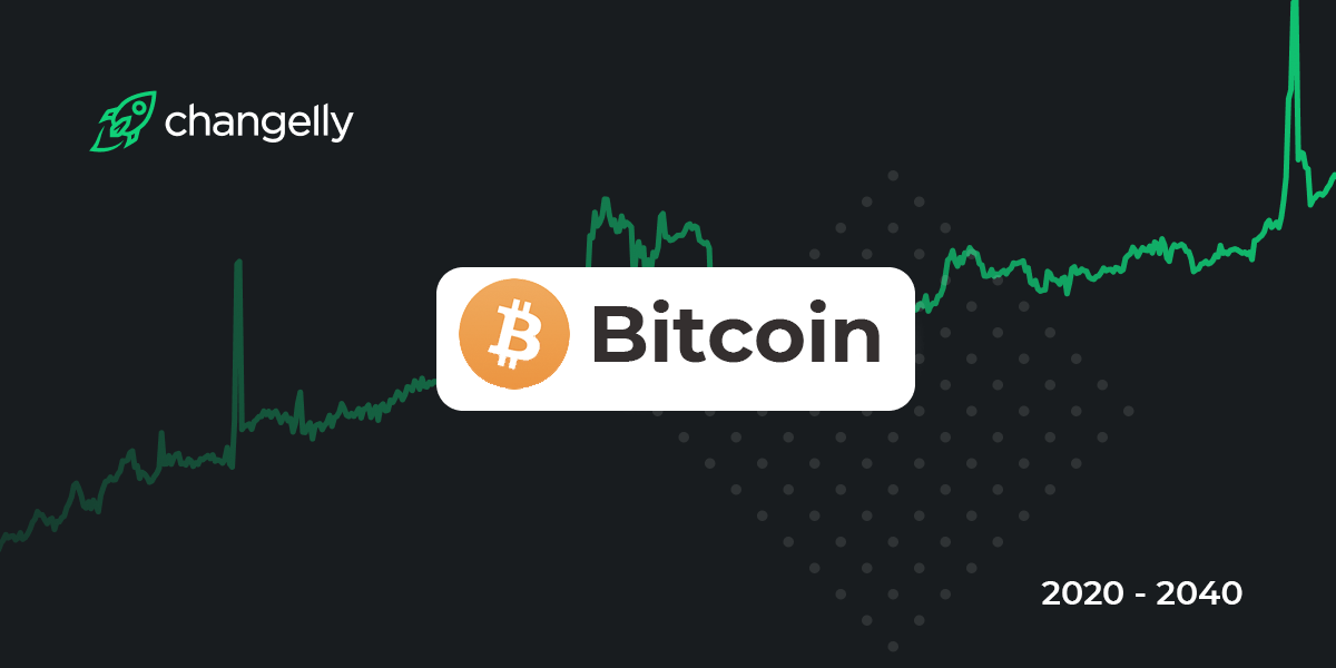 Bitcoin BTC Cryptocurrency Price Prediction for 2020-2025