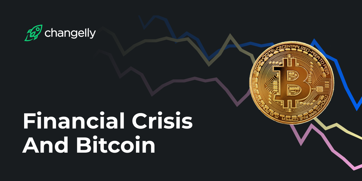 Financial crisis Bitcoin Price history