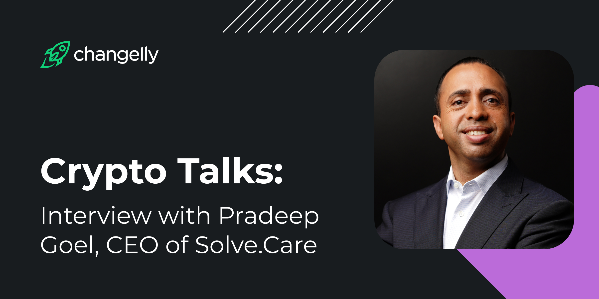 Crypto Talks with Solve.Care: How Blockchain Improves the Healthcare Industry