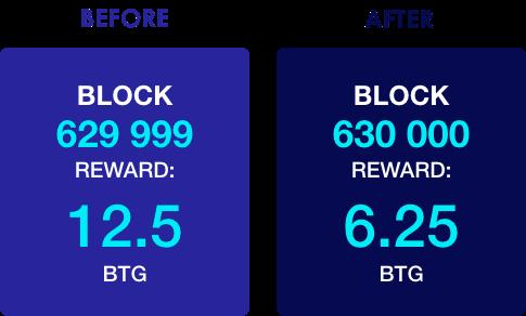 halving block btg