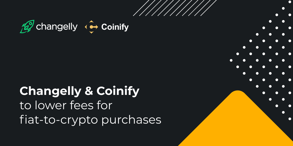 Changelly and Coinify to lower fees for fiat-to-crypto purchases