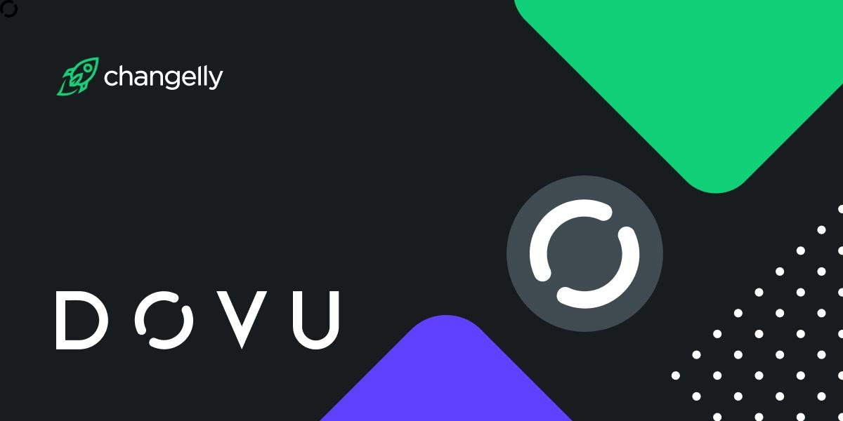 Dovu (DOV), an Eco-Friendly Coin, Joins Changelly