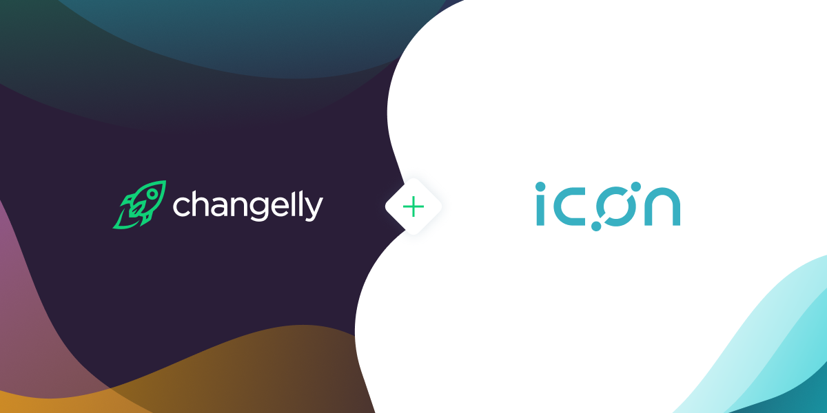 Listing of ICON (ICX) on Changelly