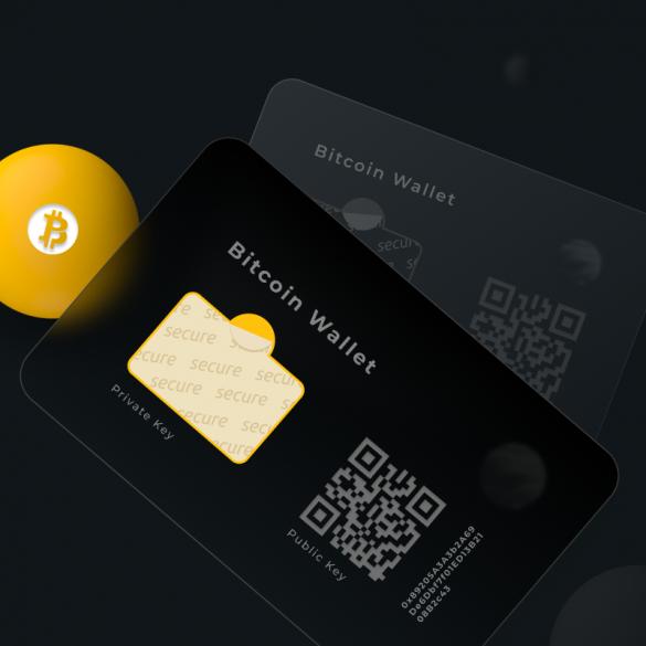 bitcoin wallet creation cover