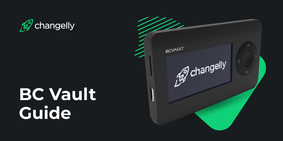 BC Vault Guide: How to Exchange Crypto Inside Your Hardware Wallet
