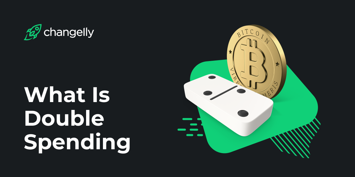 what is double spending