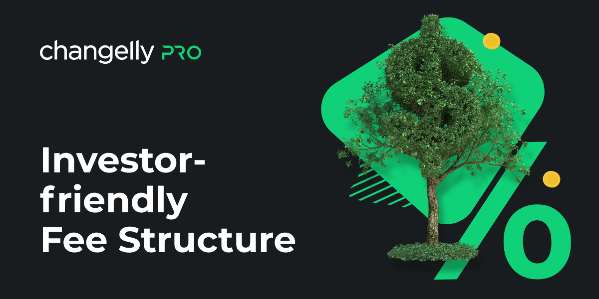 Changelly PRO: Investor-friendly Fee Structure