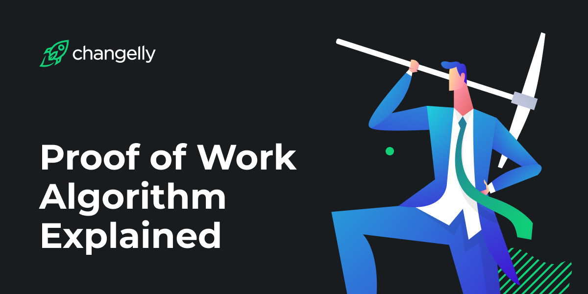 proof of work algorithm