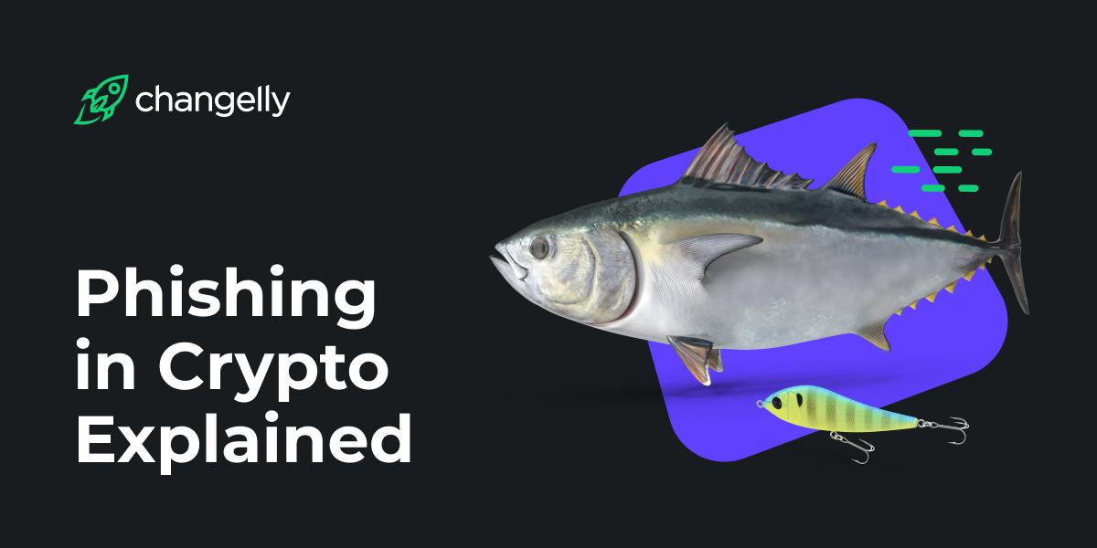 Phishing in crypto