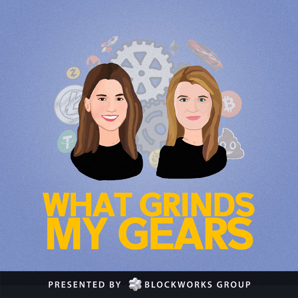What Grinds My Gears podcast cover