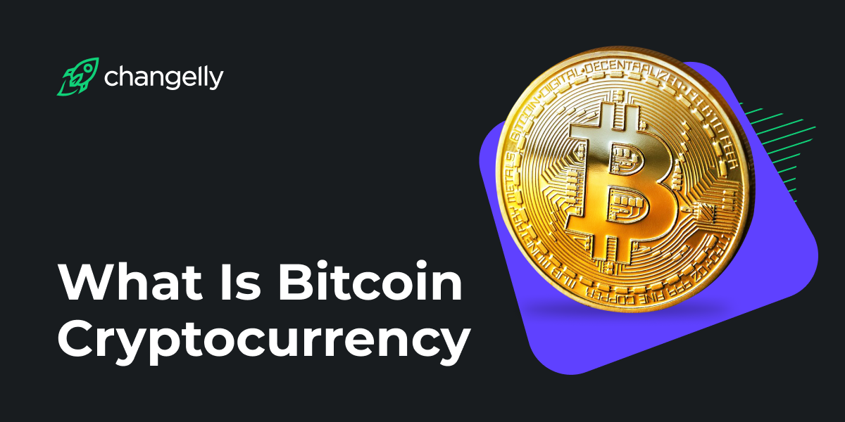 What Is Bitcoin Cryptocurrency article cover