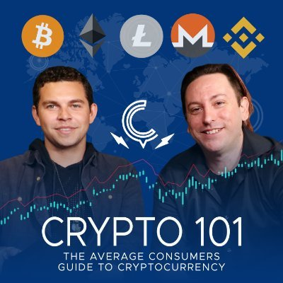 crypto 101 podcast cover