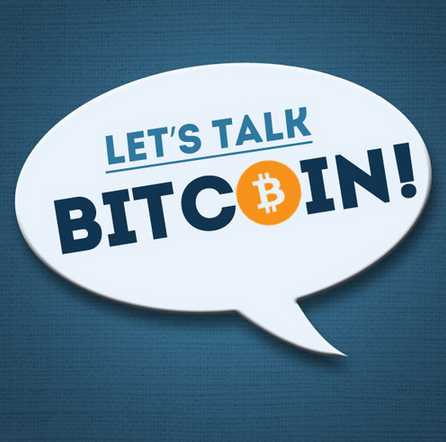 let's talk bitcoin cover
