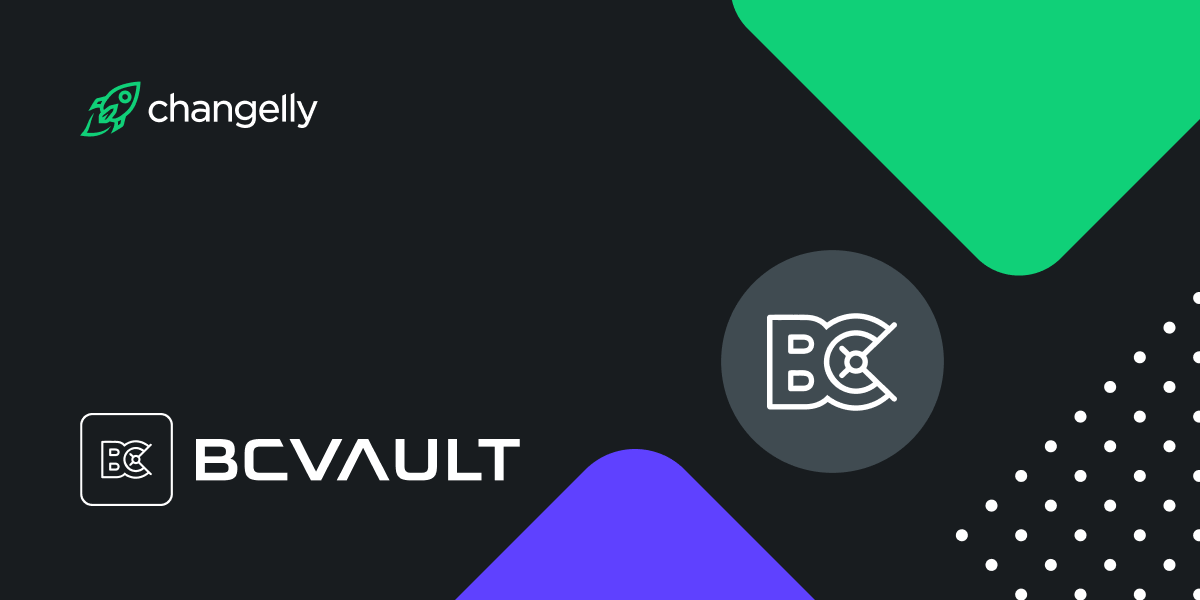 Changelly equips BC Vault with its instant swapping solution