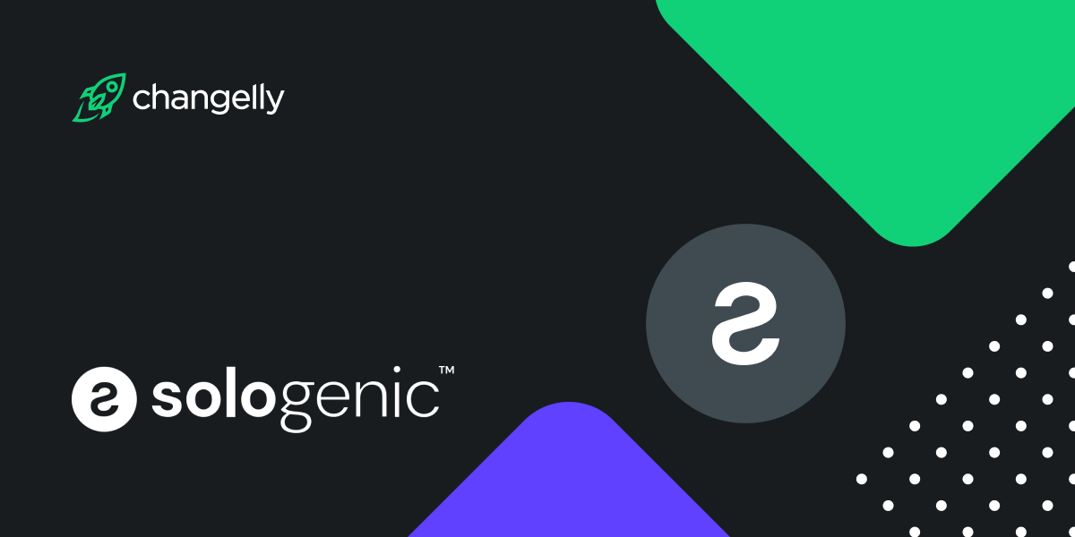 Sologenic's token SOLO has been listed on Changelly