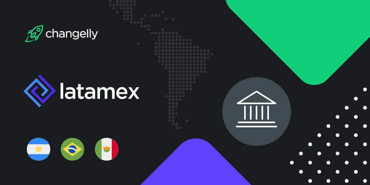 changelly partners with settle network and latamex