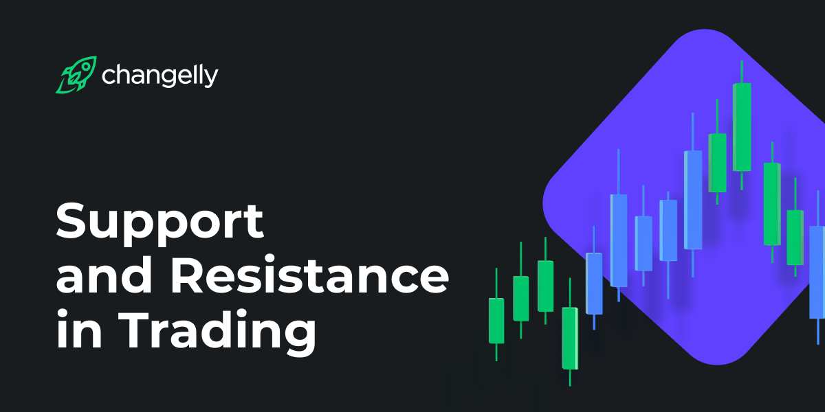 support and resistance in cryptocurrency trading