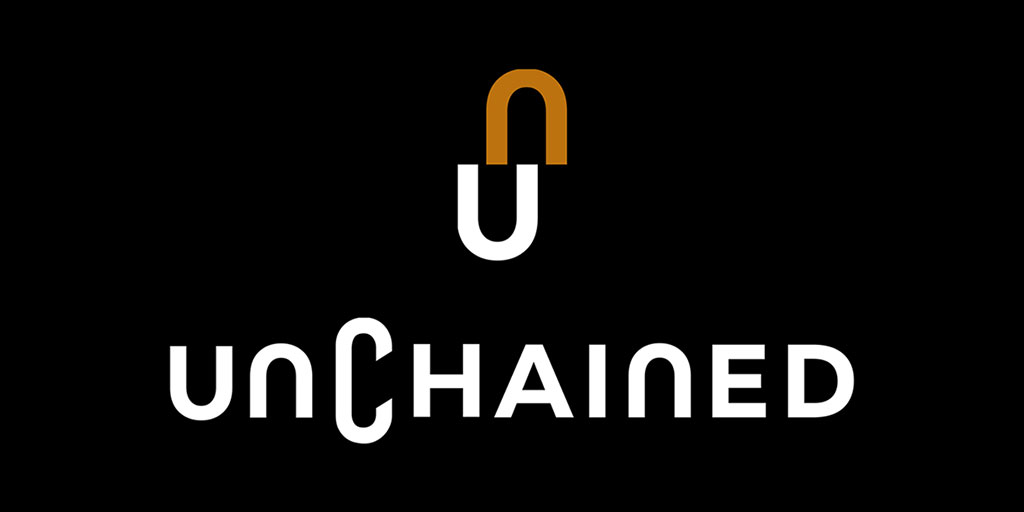unchained podcast logo