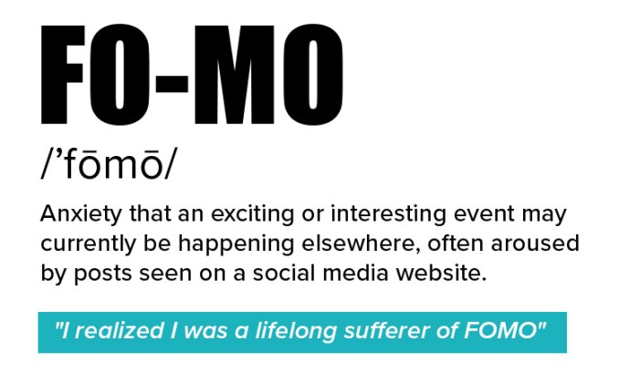 definition of fomo