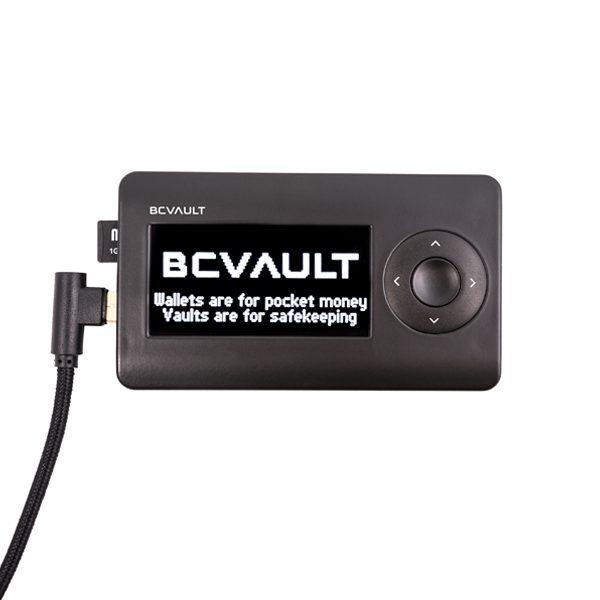 bc vault for xlm storage