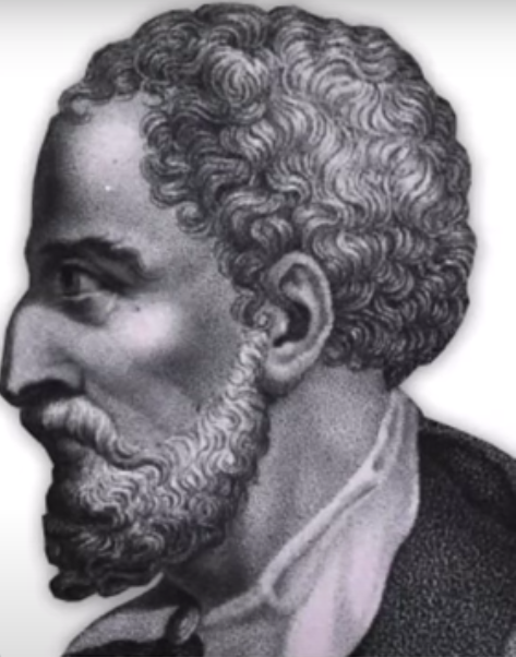 photo of Gerolamo Cardano who was an Italian scientist of 16th century