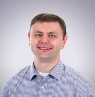 A picture of Daniel Larimer, the founder of the BitShares platform and the developer who created Delegated Proof of Stake algorithm