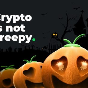 Changelly celebrates halloween and provides contests
