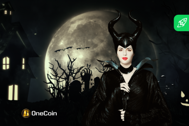 onecoin and ruja ignatova scam cover by Changelly