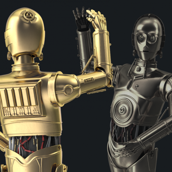 automated market makers in crypto defi cover with robots