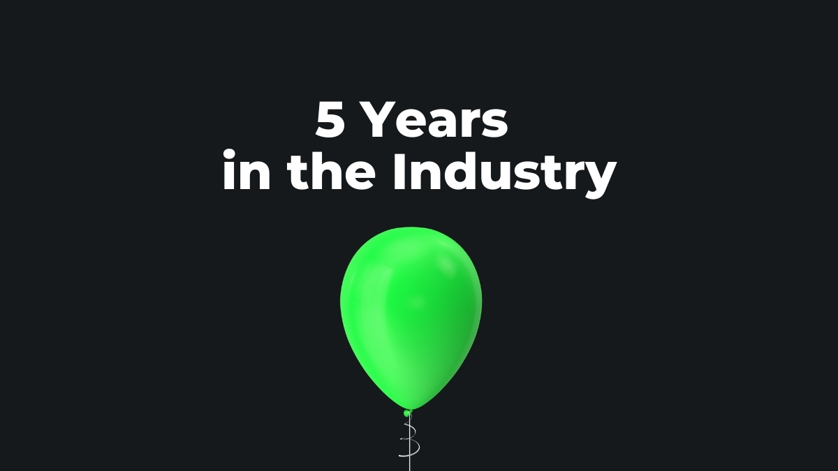 changelly has been on the market for 5 years