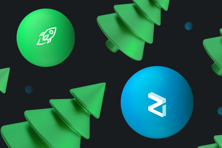 changelly lists Zilliqa cover